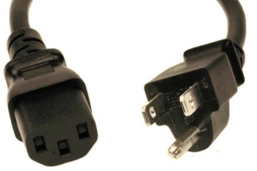 IEC Power Cord for Pedalboards 110-250Volts 1