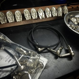 pedalboard patch cable
