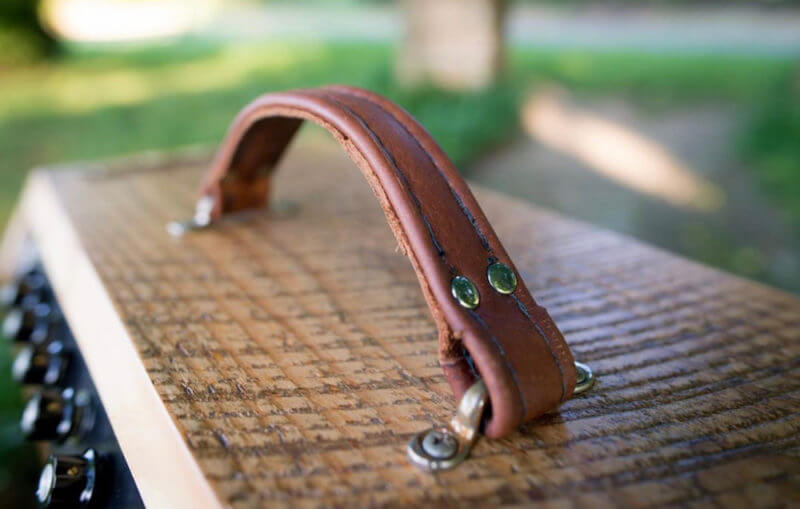 Genuine Leather Handles 5