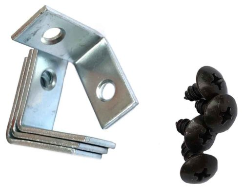 pedal power mounting brackets