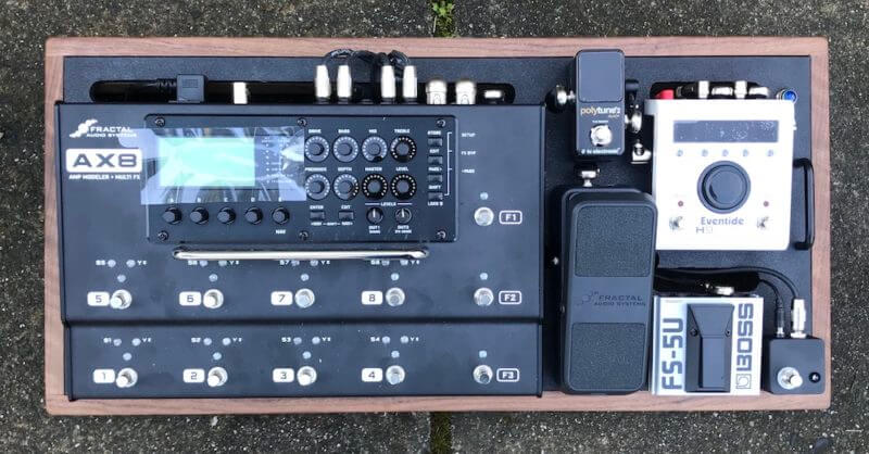 Pro XLR Harness For Vocal Effects & Direct Box 6
