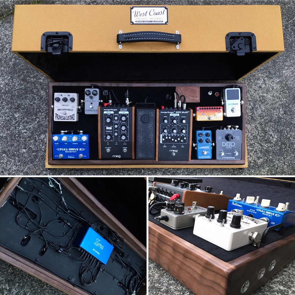 Wiring A Pedal Board