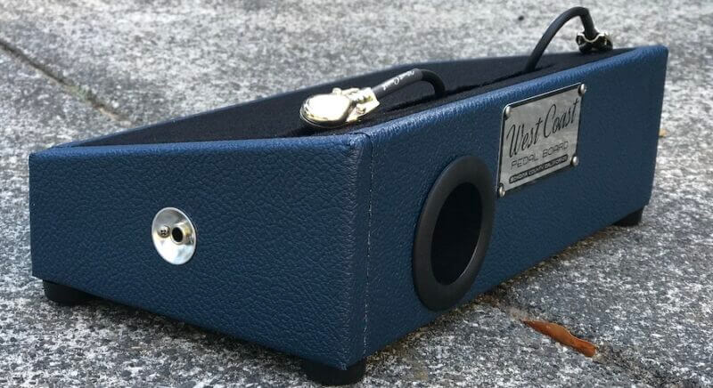 Little Rock - Mini Tolex Pedalboard 15