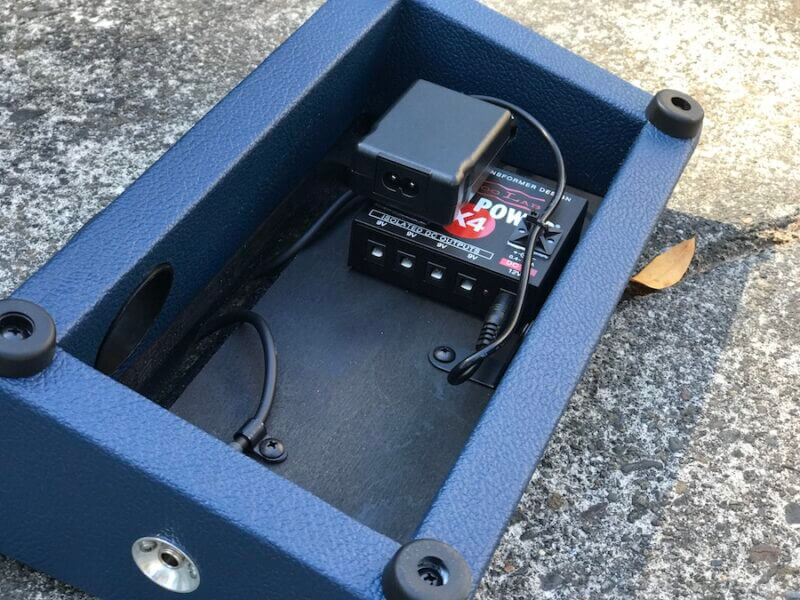 Little Rock - Mini Tolex Pedalboard 16