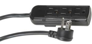power strip 3 port