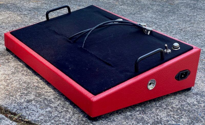 18X12 Red Bronco - Ready to Ship 3