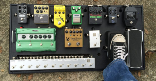 Pedalboard Patch Cable DIY Kit 4