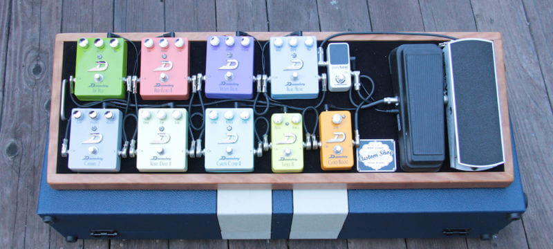 Pedalboard Patch Cable DIY Kit 1