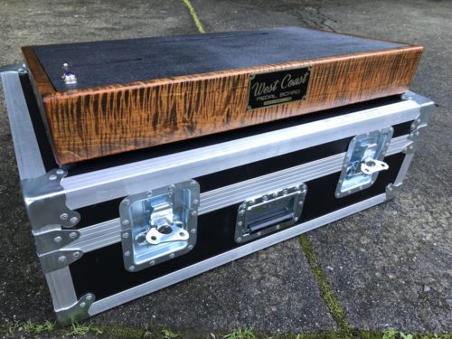 Pedalboard Road Cases - Superior Protection for Travelers 9