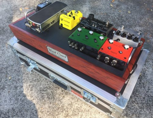 Pedalboard Road Cases - Superior Protection for Travelers 8