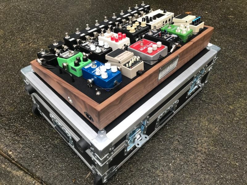 Pedalboard Road Cases - Superior Protection for Travelers 7