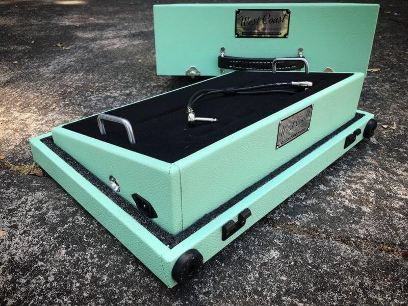 Angled Pedalboards
