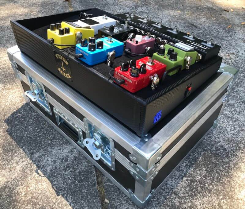 Pedalboard Road Cases - Superior Protection for Travelers 6