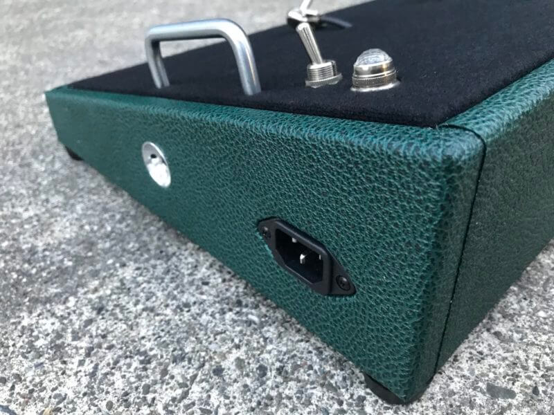 18X12 British Green - Ready to Ship 2