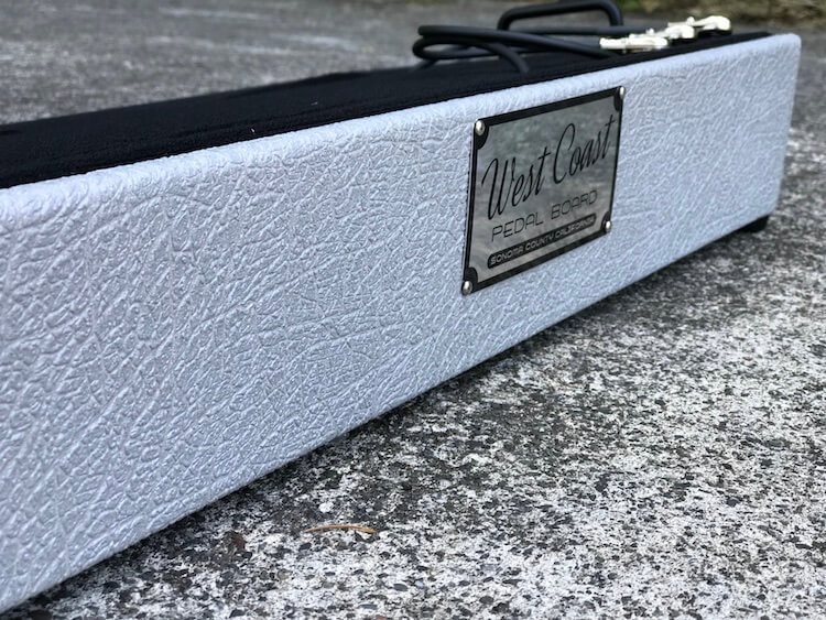24X12 Marshall® Style Silver Jubilee™ Pedalboard - Ready to Ship 2