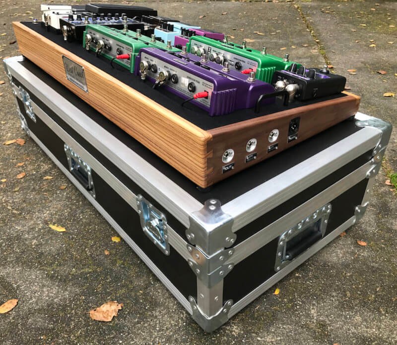 Pedalboard Road Cases - Superior Protection for Travelers 2