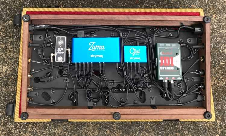 Strymon Ojai and Zuma