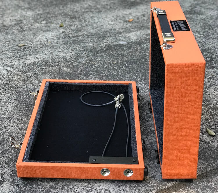 18X12 Orange Amp® Style Flat Board - Ready to Ship 2