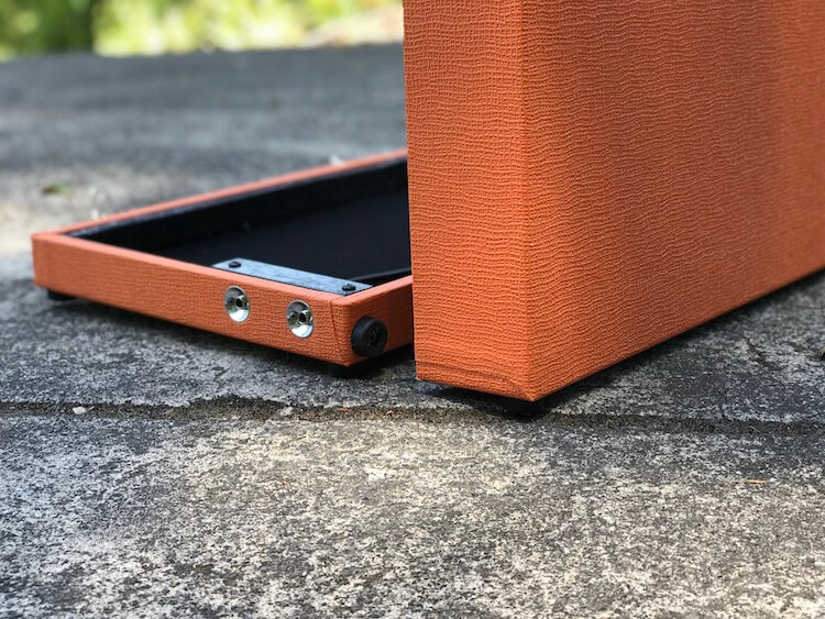 18X12 Orange Amp® Style Flat Board - Ready to Ship 1