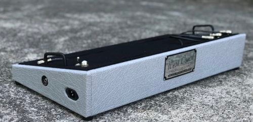24X12 Marshall® Style Silver Jubilee™ Pedalboard - Ready to Ship 1