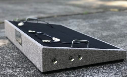 vox fawn pedalboards