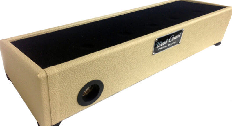 Little Rock - Mini Tolex Pedalboard 13