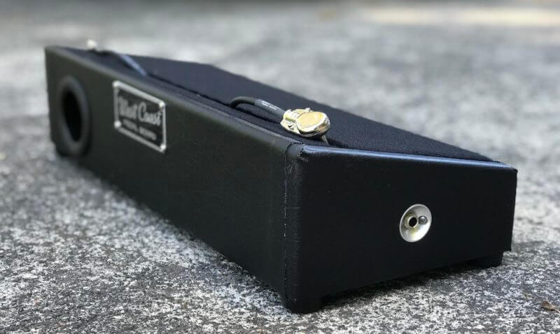 Little Rock - Mini Tolex Pedalboard 10
