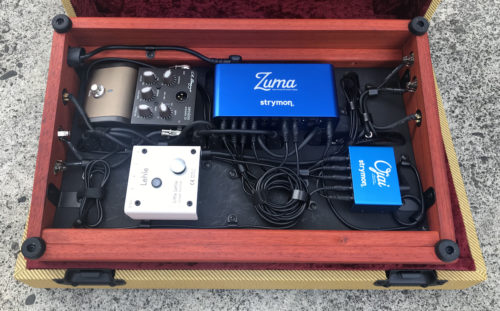 Strymon Power Supply Mounting Kit