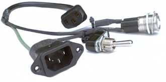 Power/Electric, Lights, Switches & Power Cords