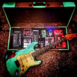 Flat Pedalboards