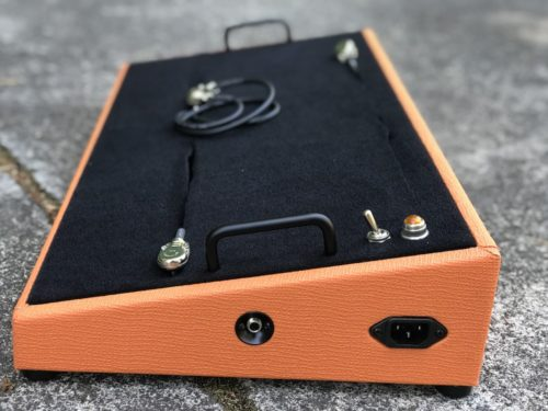 24X12 Orange Amp® Style - Ready to Ship 2