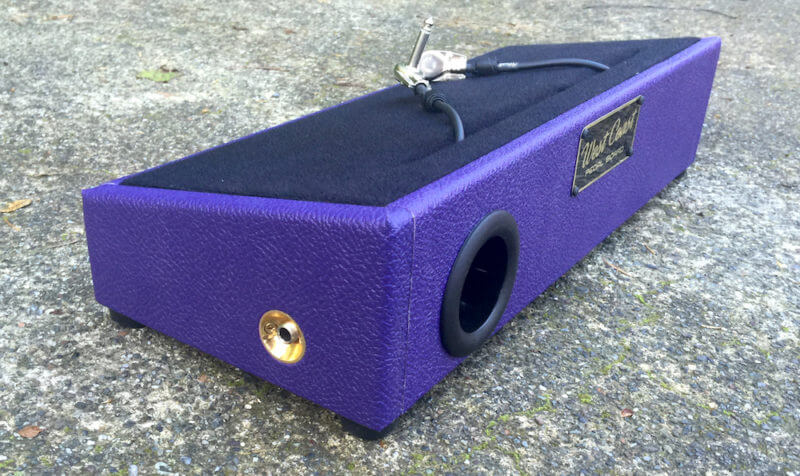 Little Rock - Mini Tolex Pedalboard 6