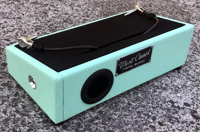 mini pedalboard