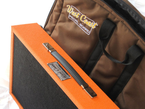 Pedalboard soft cases