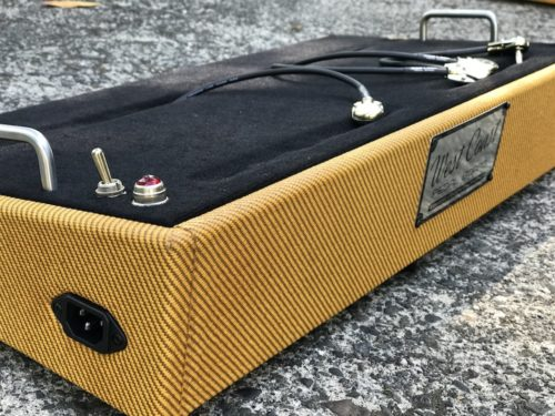 24X12 Lacquered Tweed Angled Series - Ready to Ship 1