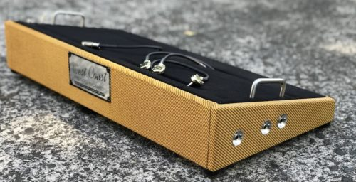 24X12 Lacquered Tweed Angled Series - Ready to Ship 2
