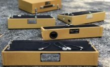 Fender® TWEED AMP COVERING: HISTORIC INFO + MATERIAL CHOICES + TOOLS & INSTALL METHODS + COLORING INSTRUCTIONS + BUILD STEPS 18