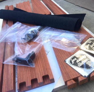Pedalboard Parts and Supplies for DIY Pedalboard Building