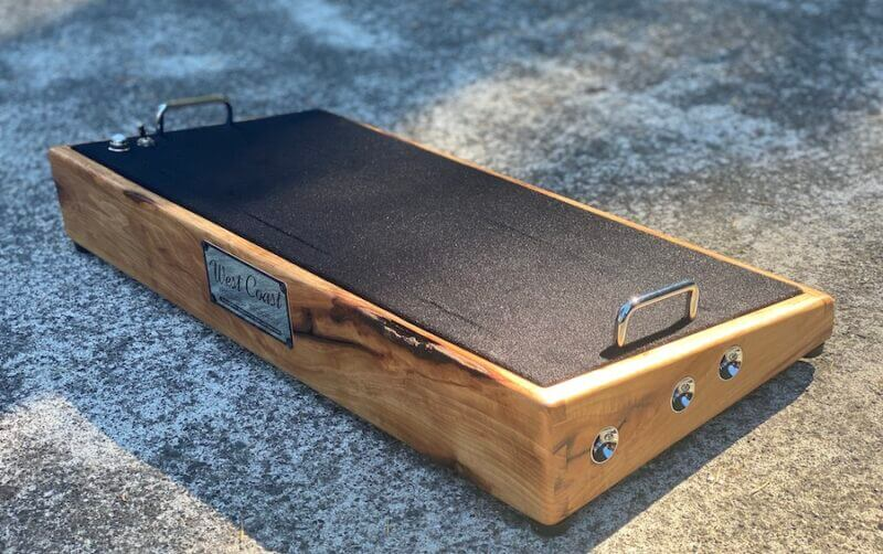 24X12 Naughty Hickory Pedalboard - Ready to Ship 2