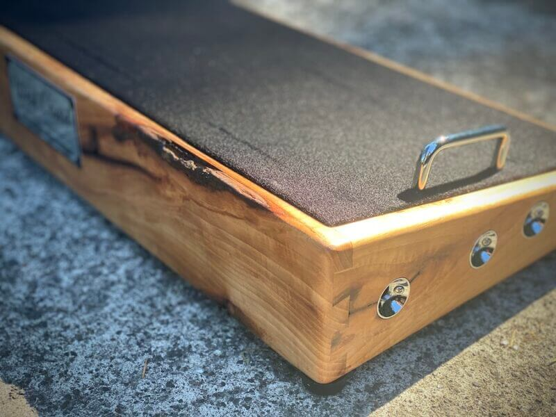 24X12 Naughty Hickory Pedalboard - Ready to Ship 3
