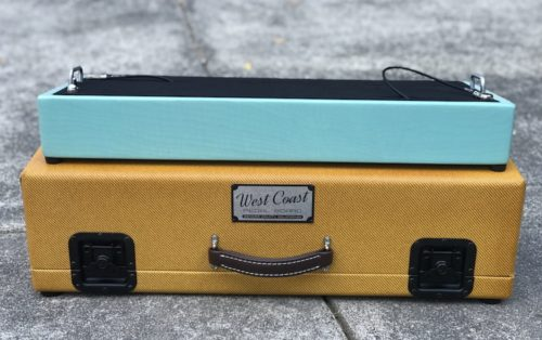 surf green pedalboard