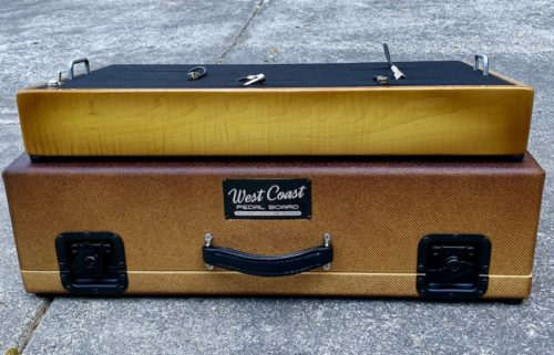 Ol' Number 1 Ice Tea Burst + Shugga' Burst Tweed Case - Ready to Ship 1