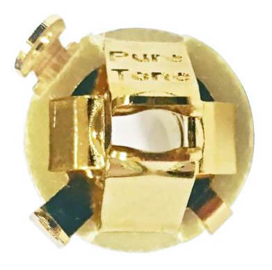 Pure Tone Mono Gold Plated (TS) Input/Output Jacks - PTT1G 1