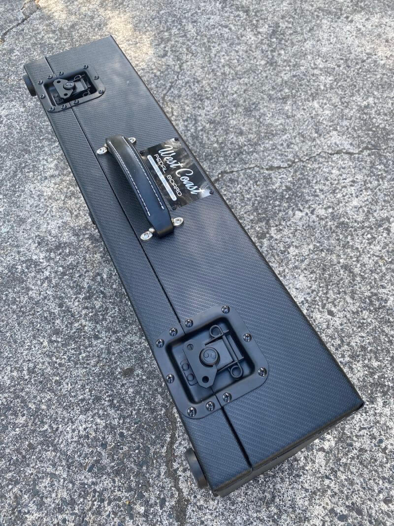 Temple Audio Pedalboard Hard Case - Trio 28 - Ready to Ship ***B-Stock*** 3