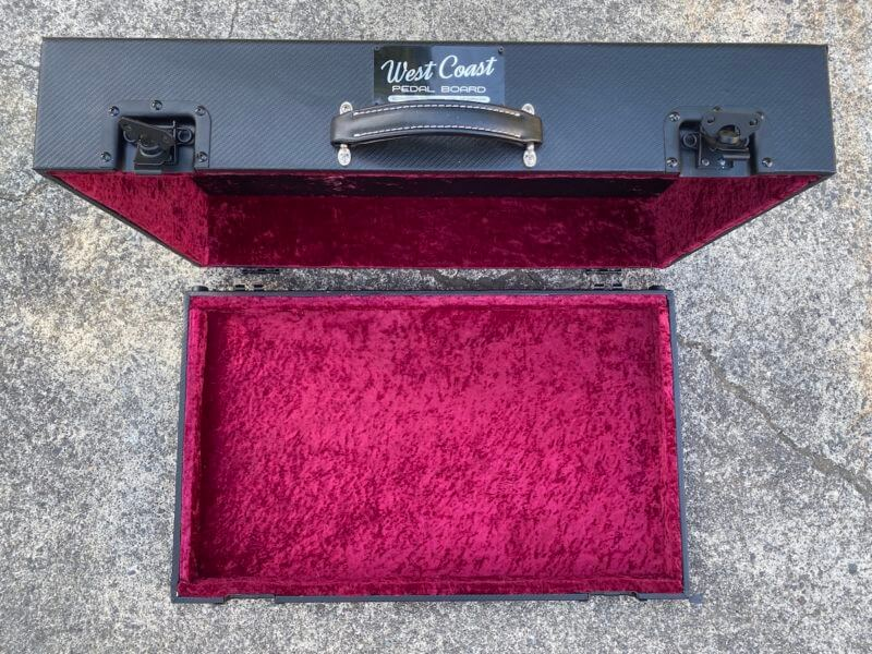 Temple Audio Trio 28 Hard Case