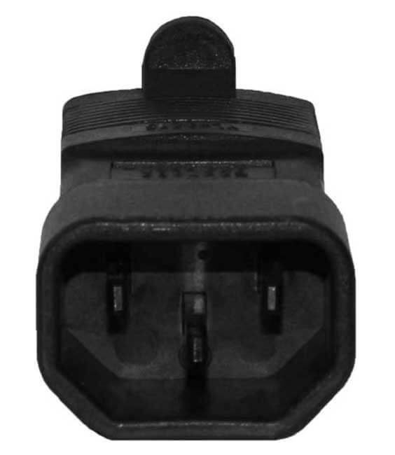 C14 to 5-15R Power Cable Converter - 110 to 250 Volt World Compatible 3