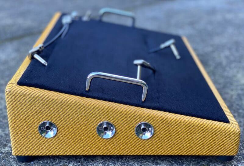 18X12 Lacquered Tweed Angled Series - Ready to Ship 2