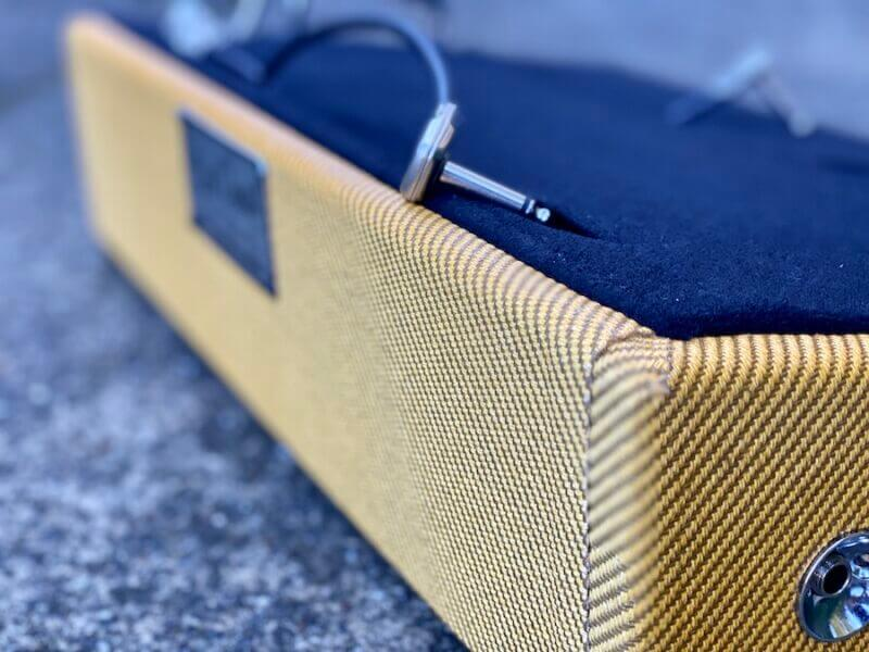 18X12 Lacquered Tweed Angled Series - Ready to Ship 3