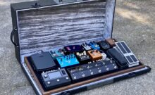 """PEDALBOARD SWITCHER WIRING GUIDE - SOLDERED 1/4"""" PLUGS, CABLE & CABLE MANAGEMENT PARTS 76"""