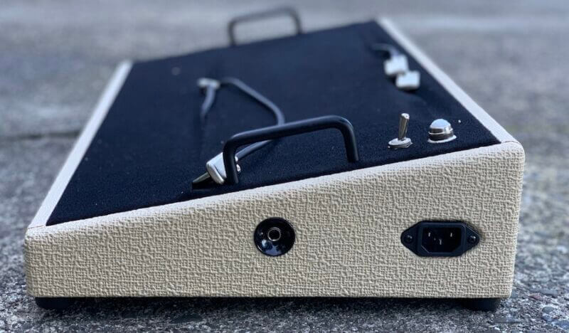 24X12 Fender® Style Rough Blonde Pedalboard - Ready to Ship 4
